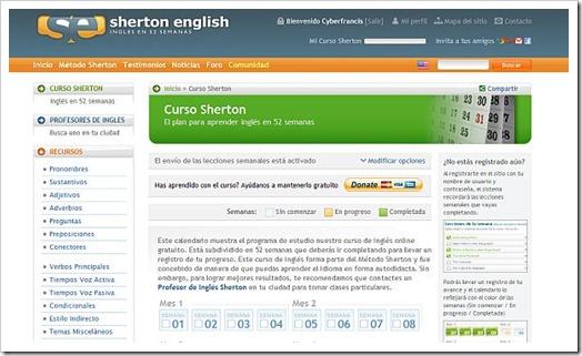 Sherton English