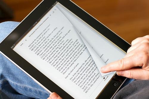 Leer en una tablet