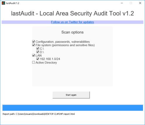 Last Audit