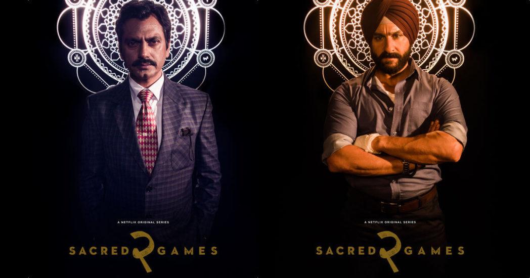 1 download sacred torrent season games Sacred Games