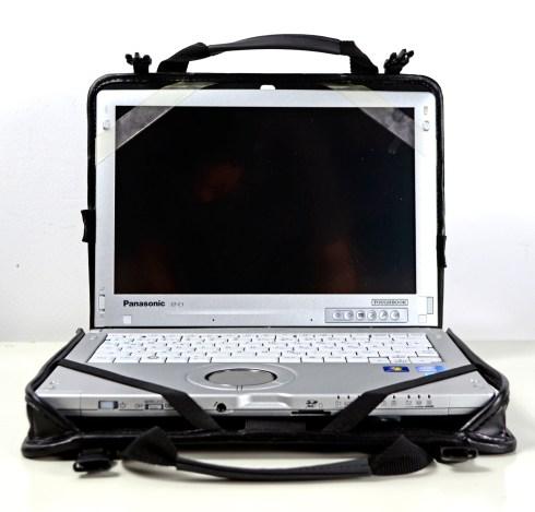 Panasonic Toughbook CF-C1 - in husa