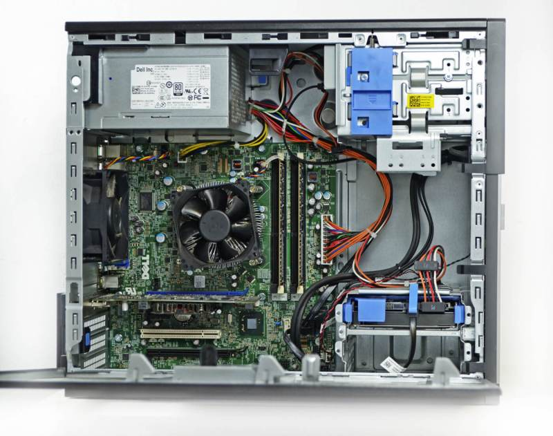 Interior Calculator Dell OptiPlex 7010 MT