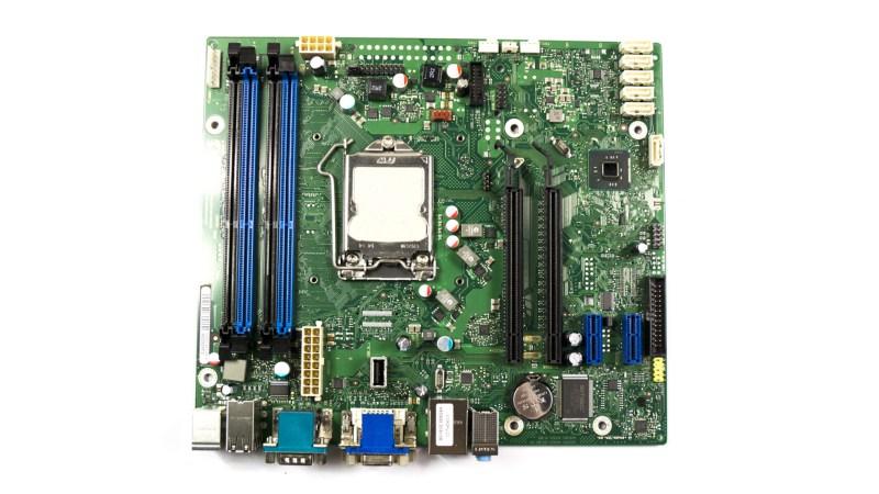 Workstation Fujitsu CELSIUS W530 - placa de baza
