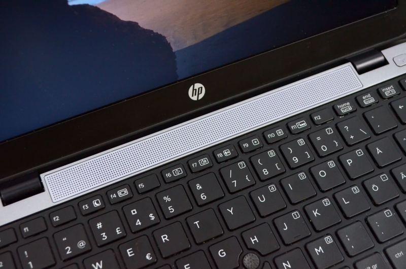HP Elitebook 820 G1 - sistem audio