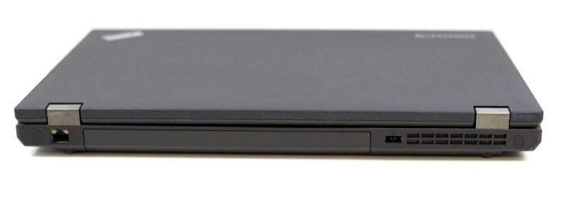 Lenovo ThinkPad T540 - laterala inferioara spate
