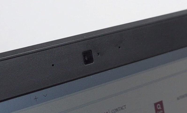 Dell Latitude E7240 - webcam și cele două microfoane