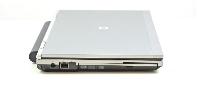 HP EliteBook 2560p - laterala stanga