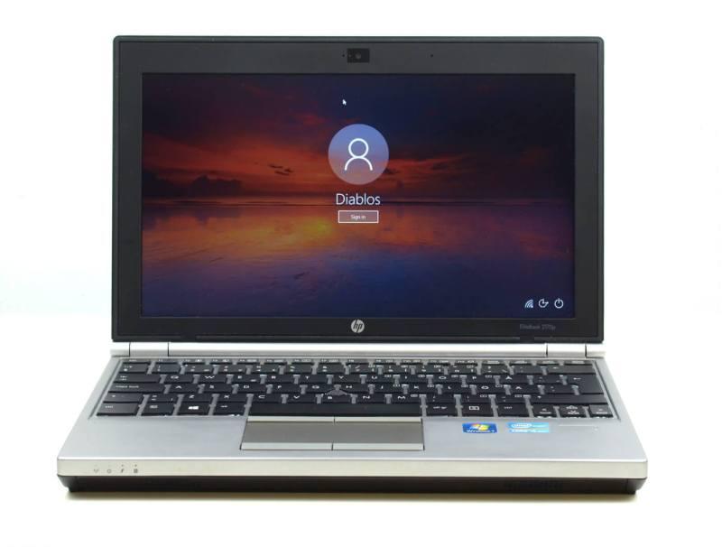 HP EliteBook 2170p - ecran 11.6 inch