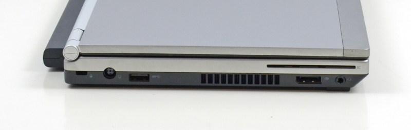 HP EliteBook 2170p - laterala stanga