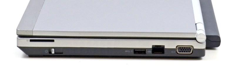 HP EliteBook 2170p - laterala dreapta