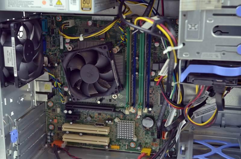 Lenovo ThinkCentre M82 - placa de baza