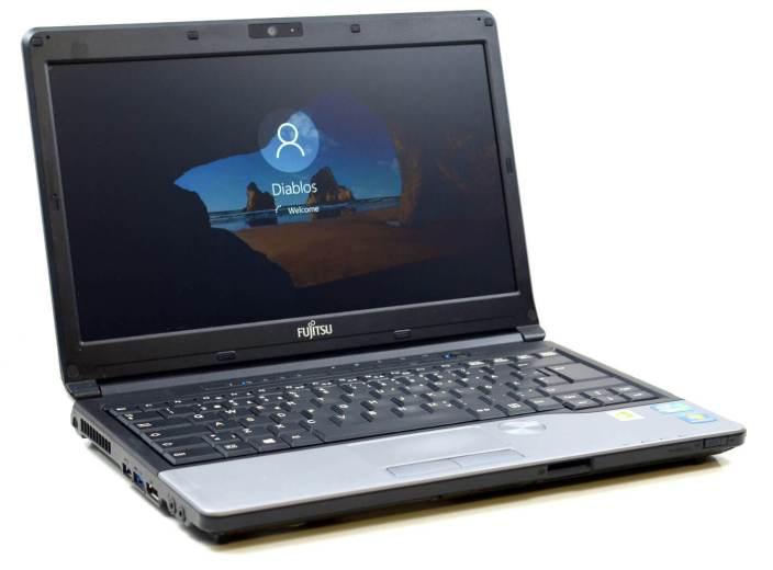 Fujitsu LifeBook S762 - vedere generala #1
