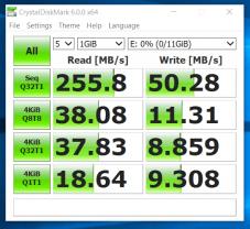 Lenovo ThinkPad S1 Yoga - Test SSD mSATA
