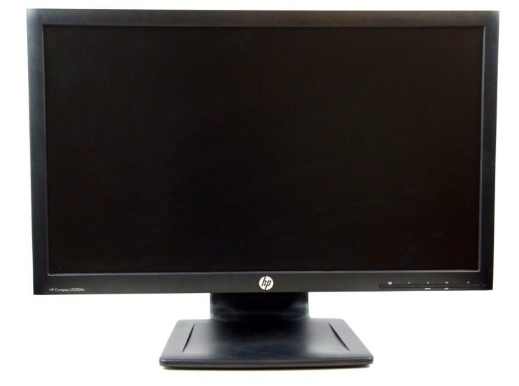 HP Compaq LA2306x - vedere generala frontala