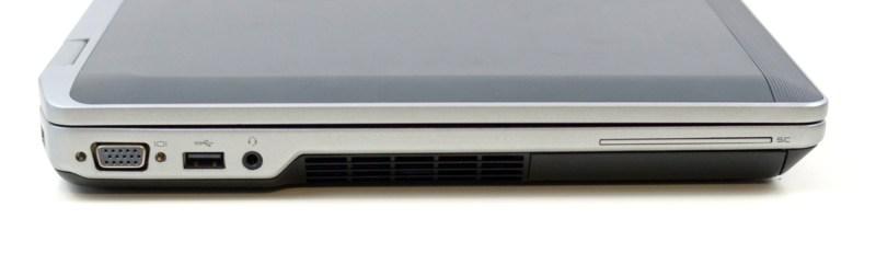 Dell Latitude E6530 - laterala stanga