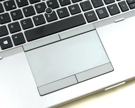 HP Elitebook 8570 - touchpad