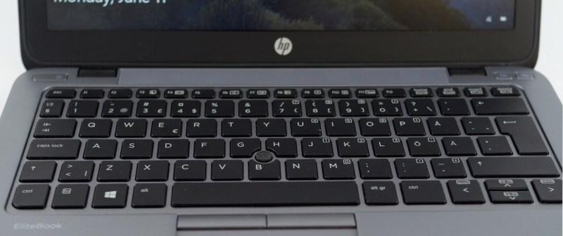 Ultrabook HP Elitebook 820 G2 - tastatura