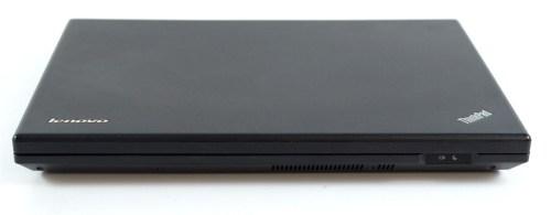 Lenovo ThinkPad L420 - vedere frontala laptop inchis