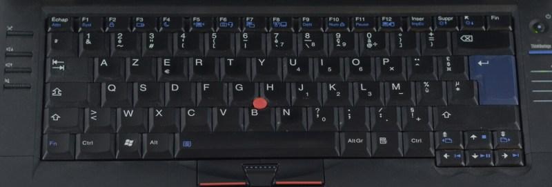 Lenovo ThinkPad L420 - tastatura