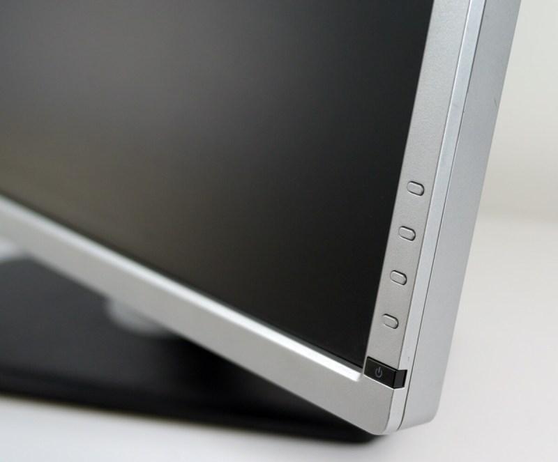 Monitor profesional Dell UltraSharp U2412M - meniu