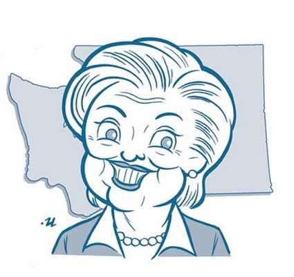 Robert Ullman's Hillary