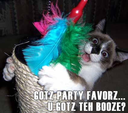 GOTZ PARTY FAVORZ