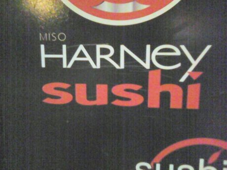 Miso Harney Sushi
