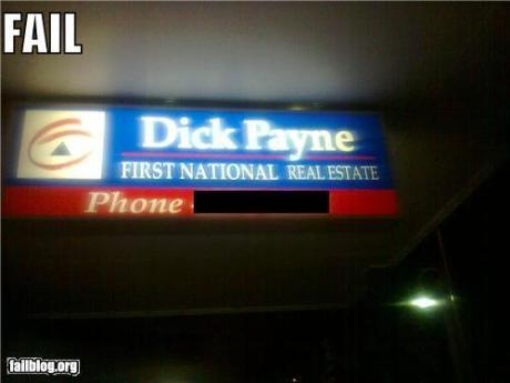 Dick Payne: First National Real Estate