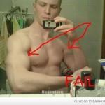 Muscle Man Fail