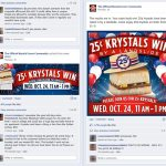 Asshats of the Day: Krystal Compeny [sic] Marketing Team