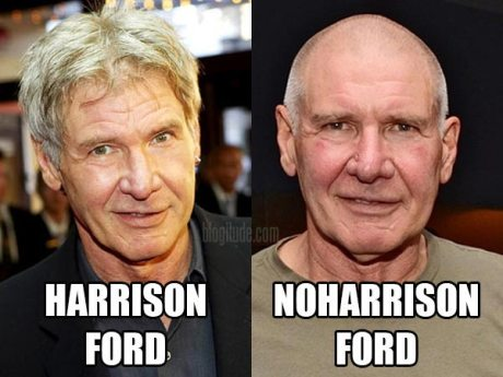 Harrison Ford - NoHarrison Ford