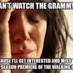 Great Television Dilemmas