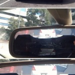 Rear-View Mirror Fail