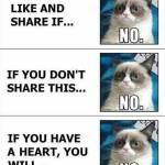 Like/Comment/Ignore on Facebook?