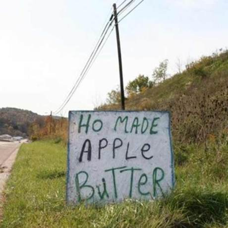 Ho Made Apple Butter