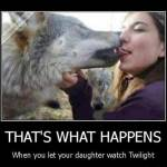 Unintended Side-Effects of Watching Twilight