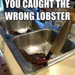 Revenge of the Lobster?