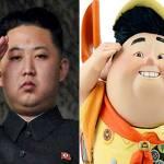 Kim Jong Un.  Kim Jong Up?