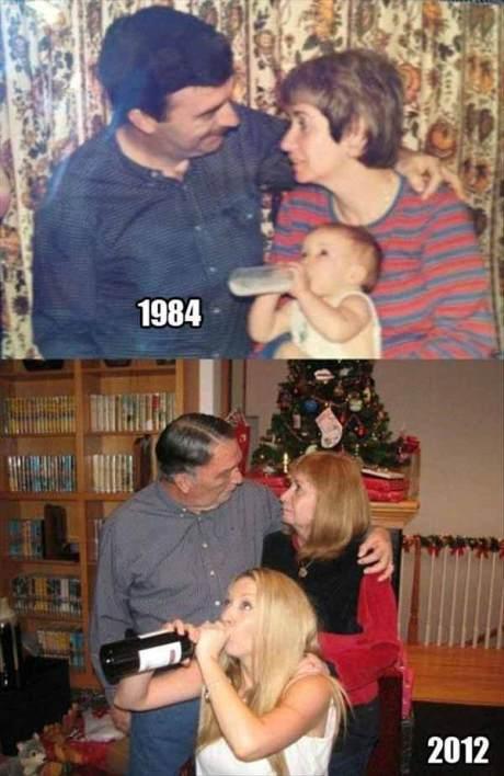 Family Photo: 1984-2012