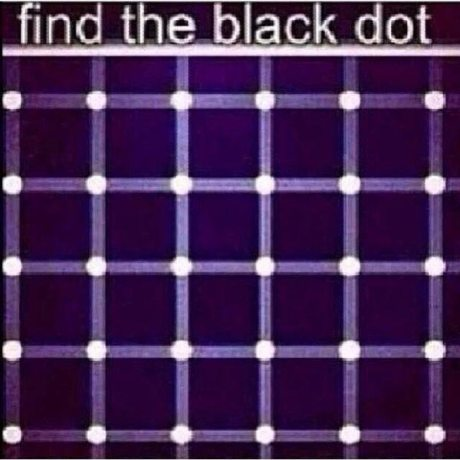 Find The Black Dot