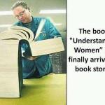New Book: Understanding Women