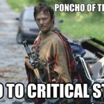 Poncho of the Badass