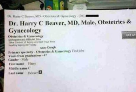 Dr. Harry C. Beaver, MD, Male, Obstetrics & Gynecology