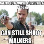 Walking Dead: Rick vs. Carl