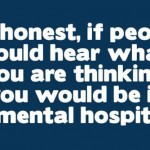 Rhetorical Questions About Mental Hospitals