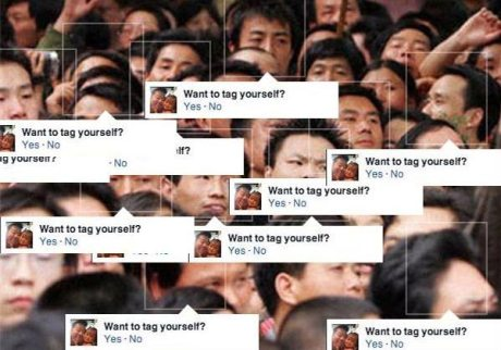 """Facebook Facial Recognition: """"Want to tag yourself?"""""""