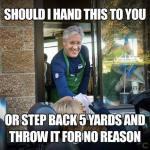 Pete Carroll's Super Bowl Mistake Not Soon Forgotten