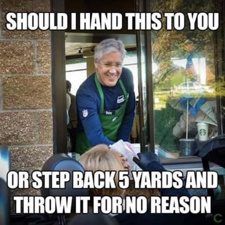 Should I Hand This To You, or Step Back 5 Yards and Throw It for No Reason?