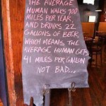 Beer is the Devil?