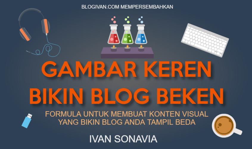 cara membuat gambar keren untuk posting blog